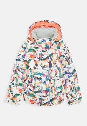 JETTY GIRL  - Snowboard jacket - bright white