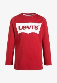 Levi's® - Maglietta a manica lunga - red - 0