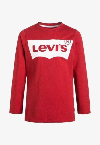 Camiseta de manga larga - red