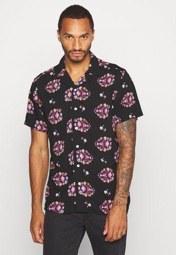 LUKE SHIRT - Shirt - black boheme