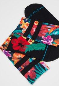 Stance - PAU CREW - Socks - black - 2