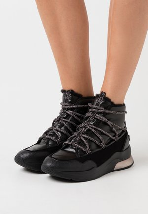 KARLIE  - High-top trainers - black