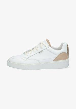 Sneakers laag - white/beige