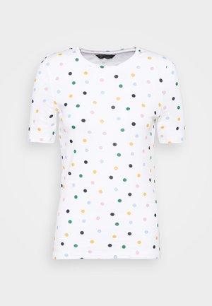 CREW SPOT - Print T-shirt - multicolor