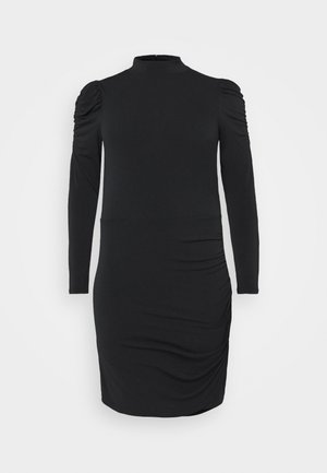 VMJAYDA SHORT DRESS BOO - Etuikjole - black