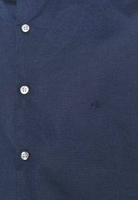 Calvin Klein Tailored - POPLIN CONTRAST SLIM - Formal shirt - navy - 2