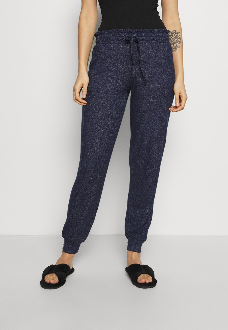 Marks & Spencer London - Pyjama bottoms - navy mix