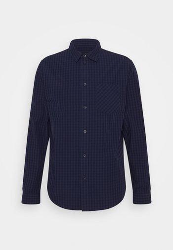 Skjorta - mottled grey/blue