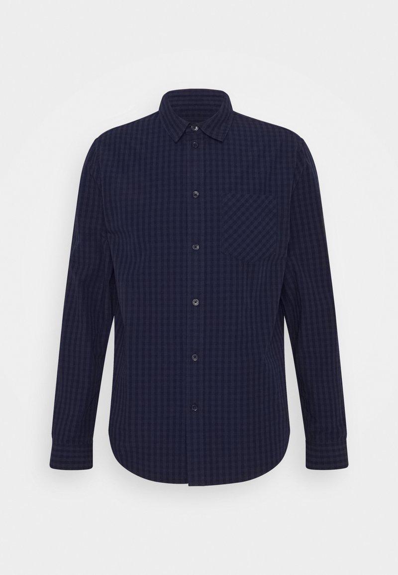Pier One - Košile - mottled grey/blue