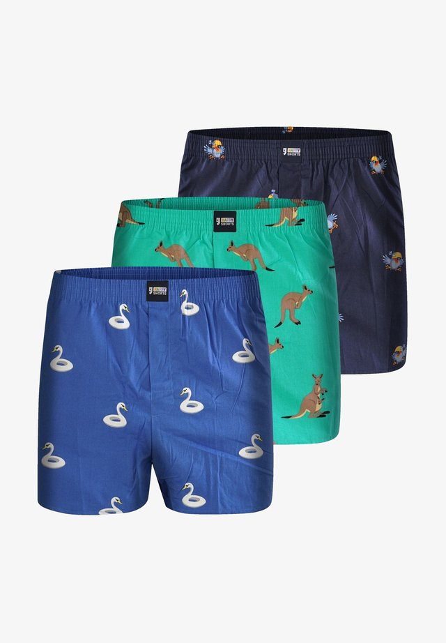 3-PACK - Boxer shorts - animals