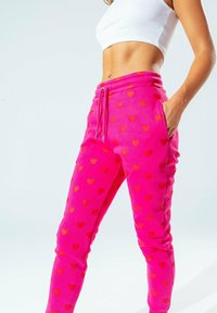 Hype - Tracksuit bottoms - pink - 5