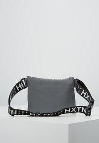 HXTN Supply - PRIME CROSSBODY - Across body bag - grey - 2