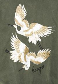 HUGO - AGESA - Bomber Jacket - beige/khaki - 2