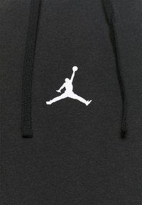 Jordan - AIR HOODIE - Bluza - black/white - 5