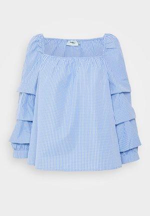 MADRINA - Bluser - spring blue