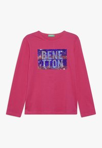Benetton - Long sleeved top - pink - 0