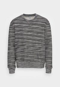 Missoni - CREWNECK  - Sweatshirt - felpa fiammata nero bianco - 4