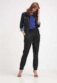Anna Field - Trousers - black - 1