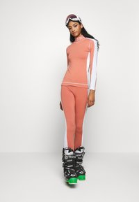 Topshop - SNO THERMAL  - Leggings -  pink - 1
