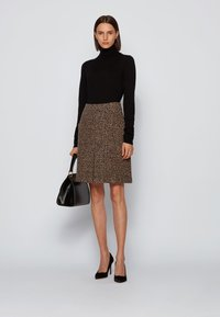 BOSS - C_VACEVY - A-line skirt - patterned - 1