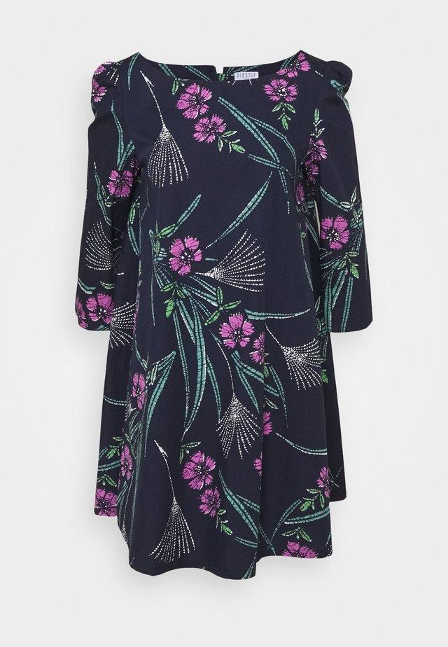 RIFIFIKIMONO - Sukienka letnia - fonce