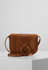 See by Chloé - HANA MINI - Across body bag - caramello - 0