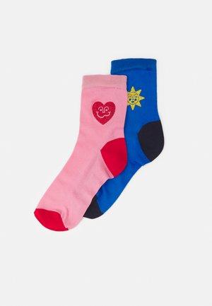 CAROLINE CAROLINE 2 PACK - Ponožky - multi