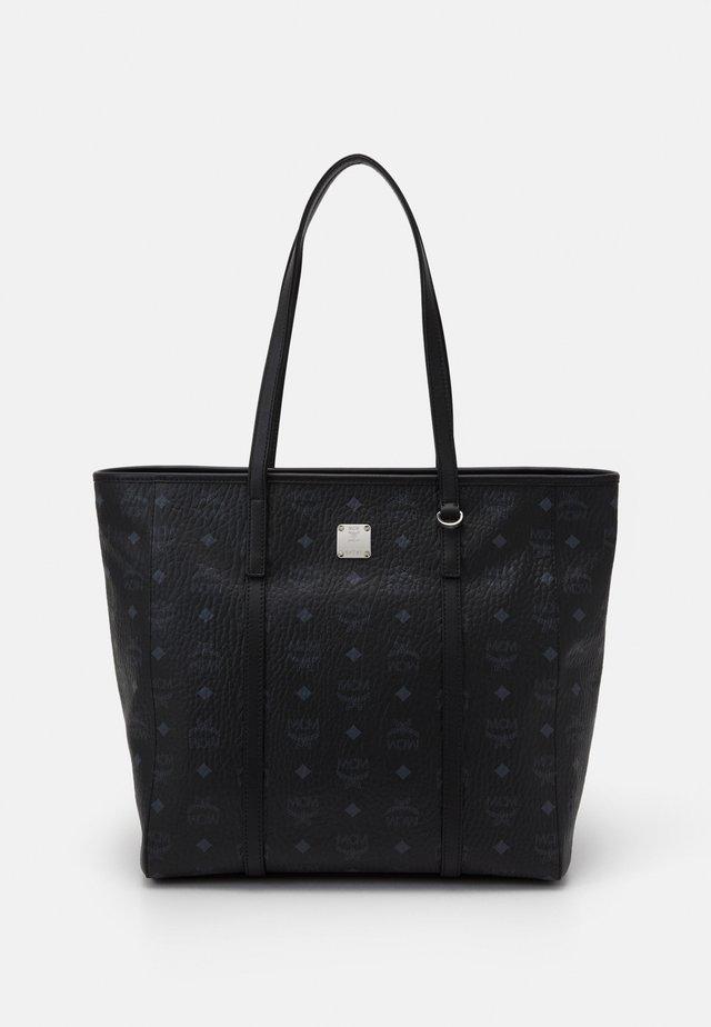 TONI VISETOS - Shopping Bag - black