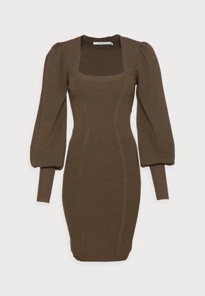MATTHEA DRESS - Shift dress - forrest