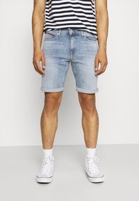 Tommy Jeans - SCANTON SLIM  - Short en jean - hampton - 0