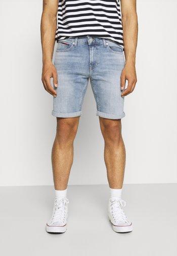 SCANTON SLIM  - Denim shorts - hampton