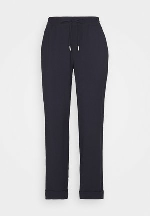 MOD. KIBY - Tracksuit bottoms - dark night