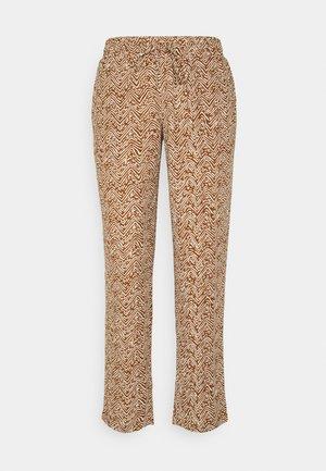 JACKIE - Spodnie materiałowe - macchiato