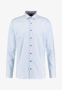 OLYMP - OLYMP LEVEL 5 BODY FIT  - Shirt - blue - 0