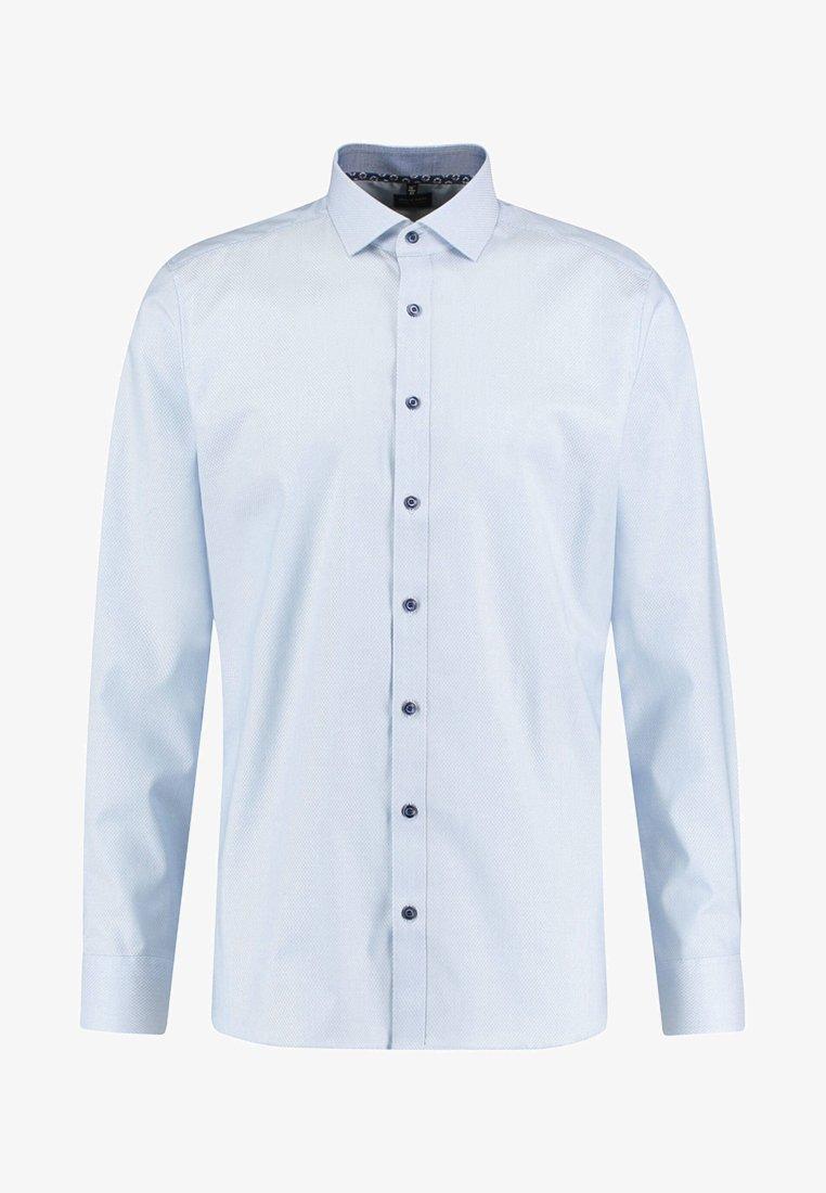 OLYMP - OLYMP LEVEL 5 BODY FIT  - Shirt - blue