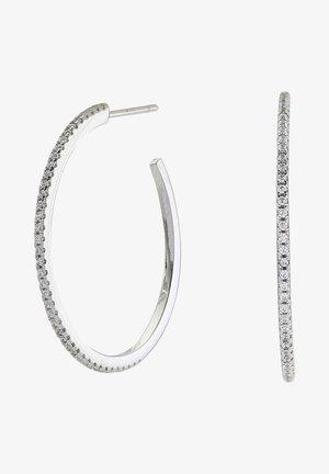 ADINANOR - Boucles d'oreilles - silver