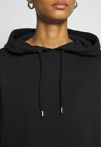 Monki - MALIN DRESS - Denní šaty - black - 5