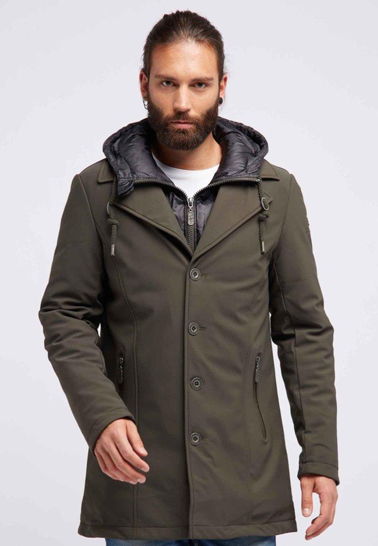 Acquista meglio Abbigliamento da uomo DreiMaster Cappotto classico military olive