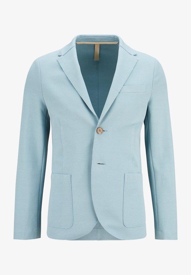 Blazer jacket - powder blue