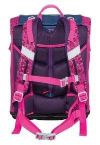Scout - SAFETY LIGHT SUNNY SET  - Set zainetto - pink mandala - 1