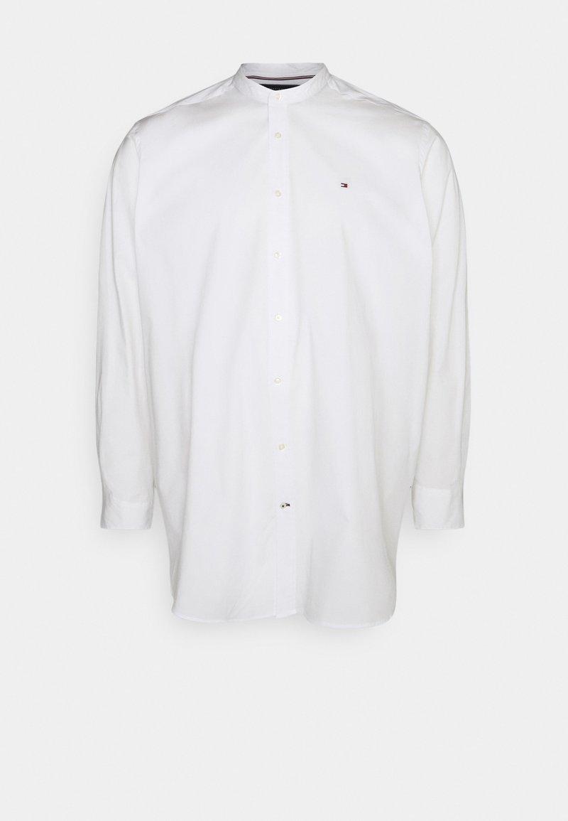 Tommy Hilfiger - STRETCH POPLIN SHIRT - Shirt - white