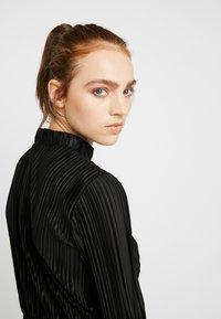 Minimum - MIALINA DRESS - Robe d'été - black - 4