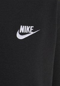 Nike Sportswear - Print T-shirt - black/white - 6