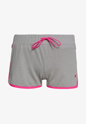 SHORTS CARO - Sports shorts - light grey melange