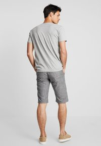 edc by Esprit - CHAMBRAY - Shorts - dark grey - 2
