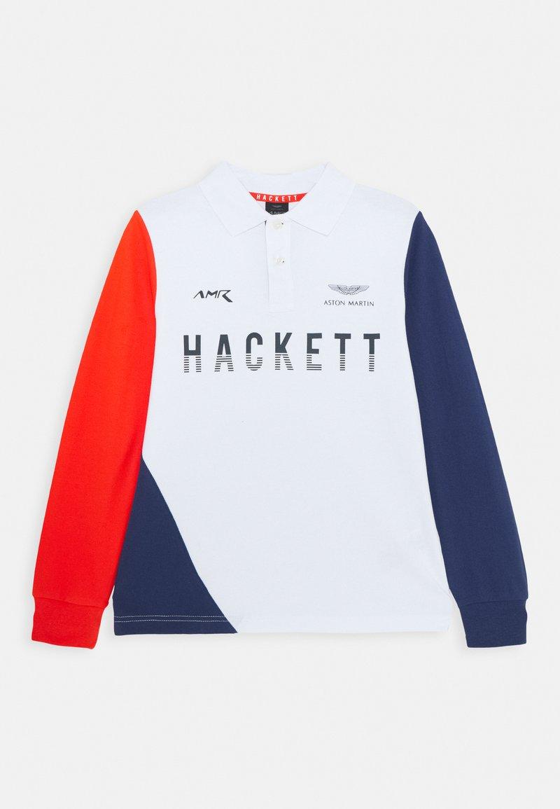 Hackett London - Polotričko - white
