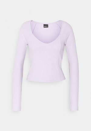 EDA - Long sleeved top - orchid petal