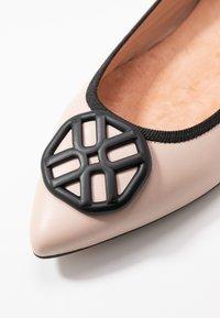 Unisa - ARCOS - Ballet pumps - pale - 2