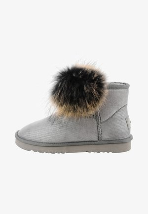 EMPOLI - Classic ankle boots - grey