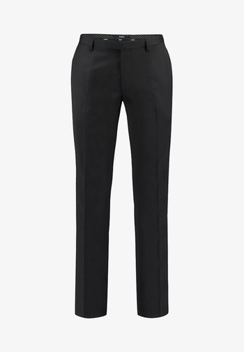 BLAYR - Suit trousers - black